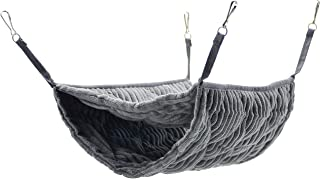 Niteangel Luxury Double Bunkbed Hammock, Fit 2 Adult Ferrets or 5 More Adult Rats