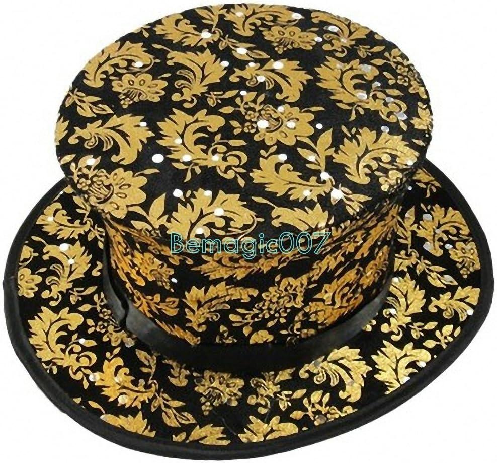Magic Accessories Max 71% OFF Max 59% OFF Folding Top Foliage Hat Black -