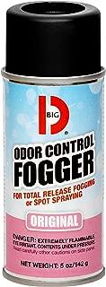 Big D BGD 341 5 oz Odor Control Fogger Aerosol (12 Pack)