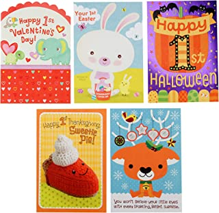 Best baby's first thanksgiving card Reviews