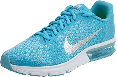 Nike Air Max Sequent GS Running Trainers 724983 Sneakers Shoes