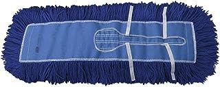 """36"""" Dust Mops   Blue Closed- Loop Industrial Style - 6 Pack"""