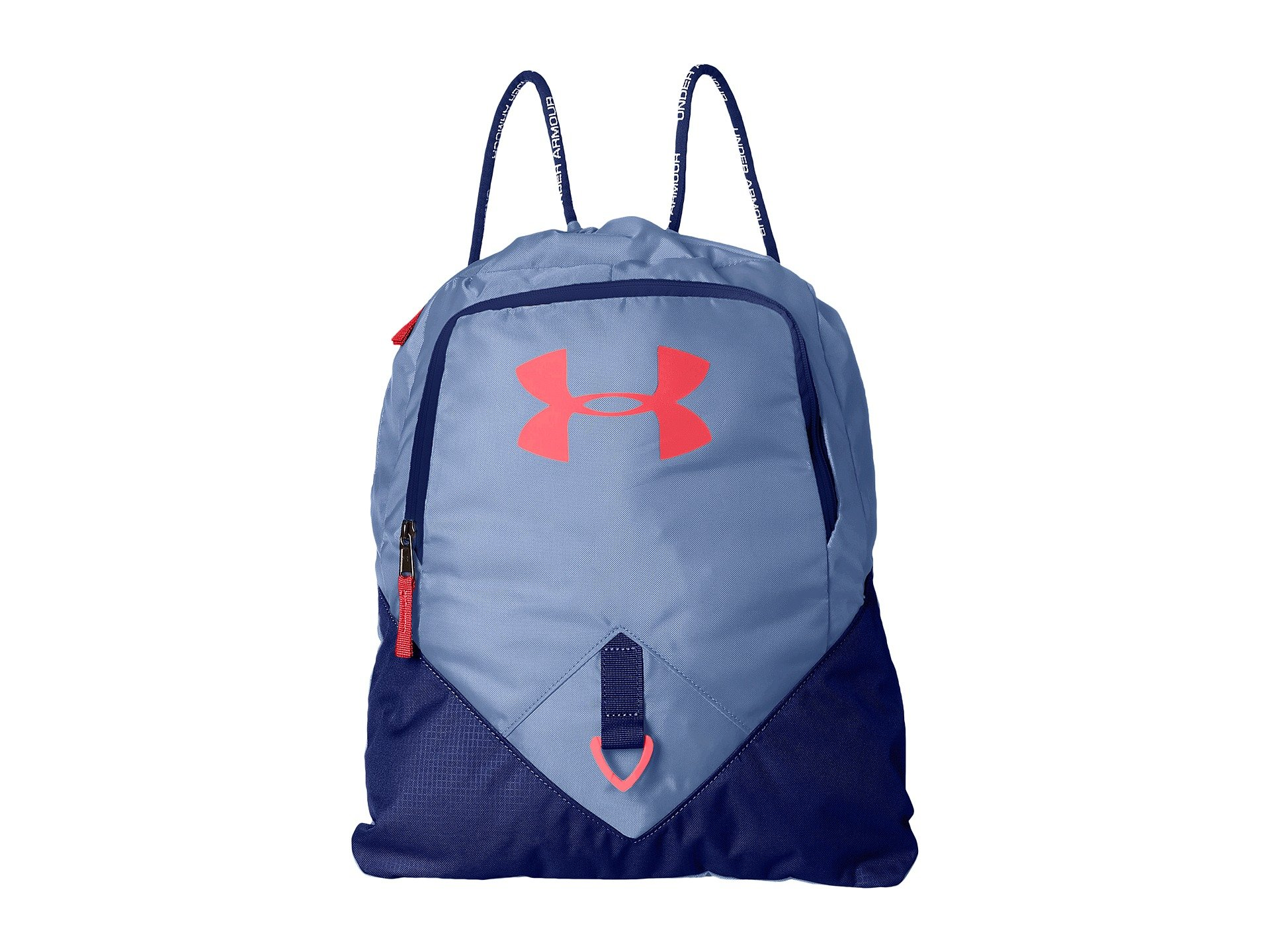 dde548d00791 Under Armour Ua Undeniable Sackpack In Aurora Purple Caspian Pink Chroma