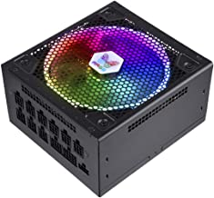 Super Flower Leadex III Gold ARGB PRO 850W 80+ Gold, ECO Fanless & Silent Mode, Full Modular Power Supply, Fluid Dynamic B...