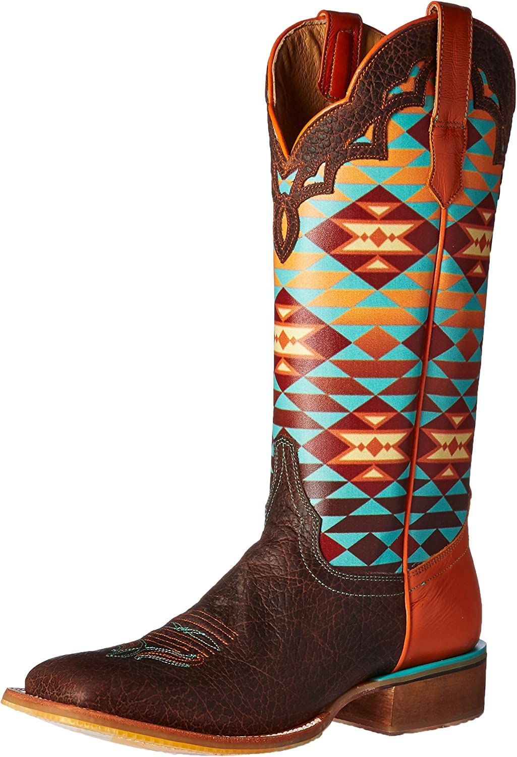 Cinch Women's Fritzy Riding Boot Brown