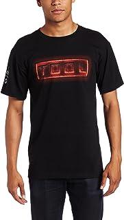 FEA Merchandising Men's Tool Snake Logo T-Shirt