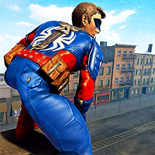 Super Hero Spider Strike Force Game