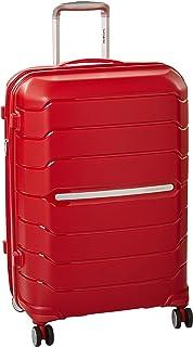 Samsonite Octolite Spinner Unisex Medium Red Polypropylene Luggage Bag I72000005