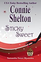 Sticky Sweet: Samantha Sweet Mysteries, Book 12 Kindle Edition