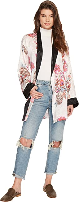 Free People - Ladies Who Lounge Kimono