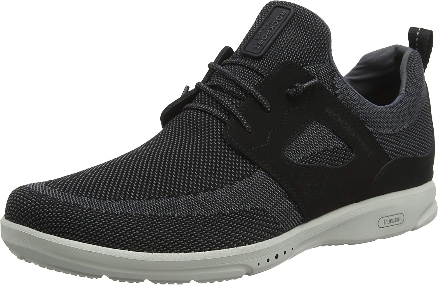 Rockport Men's Truflex Knit Bungee Trainers