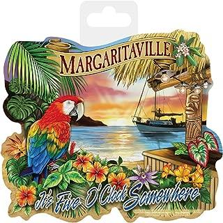 Rico Industries Margaritaville Die Cut Vinyl Decal
