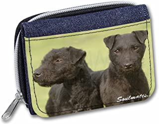 #185 The Lazy Cow Patterdale Terrier DOG 100/% Cotton Bag FC