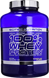 Scitec Nutrition Whey Protein Proteína Chocolate - 2350 g