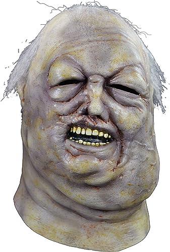 Masque de zombie du puit The en marchant Dead