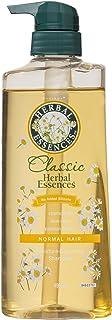 Herbal Essences Classic Moisture Balancing Shampoo for Normal Hair, 490ml