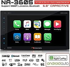 NAKAMICHI NA3605 Double-Din In-Dash 6.8