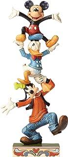 Disney Traditions – Figura Decorativa de Torre tambaleante.