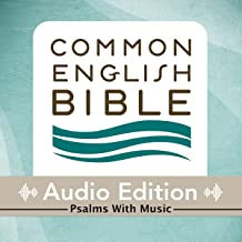 CEB Common English Bible Audio Edition with Music - Psalms
