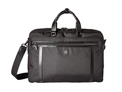 Victorinox 15 Werks Professional 2.0 Laptop Brief (Black) Bags