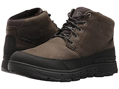 Caterpillar Casual Drover Ice + Waterproof TX (Dark Gull Grey) Men