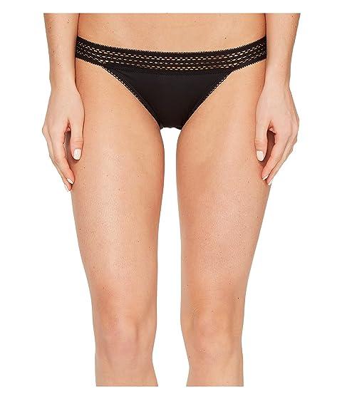 3e72353265 DKNY Intimates Classic Cotton Bikini Lace Trim at Zappos.com