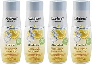 SodaStream SodaStream Zero Lemonade Drink Mix, 14.8 fl. oz., Pack of 4, 14.8 oz
