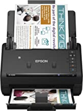Epson WorkForce ES-500W Wireless Color Duplex Document Scanner for PC and Mac, Auto..