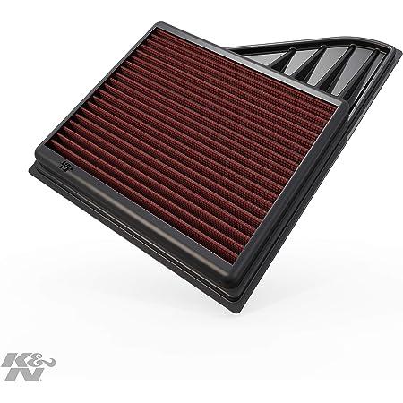 K N 33 2431 Motorluftfilter Hochleistung Prämie Abwaschbar Ersatzfilter Erhöhte Leistung 2010 2014 Gt Mustang Boss 302 Auto