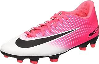 Mercurial Vortex III (FG) Firm-Ground Football Boots - Racer Pink