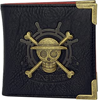 """ABYstyle - ONE PIECE - Portefeuille premium """"Skull"""""""