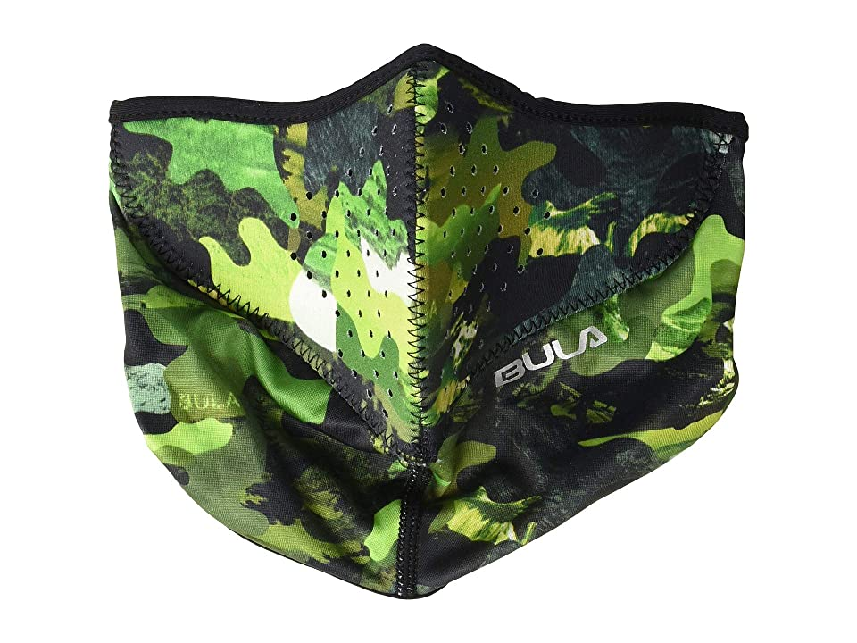 BULA Venti Bandana (Big Kids) (Army Camo) Scarves