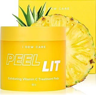 I DEW CARE Peel Lit | Exfoliating Vitamin C Treatment Pads
