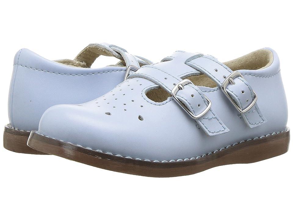 FootMates Danielle 3 (Infant/Toddler/Little Kid) (Light Blue) Girls Shoes