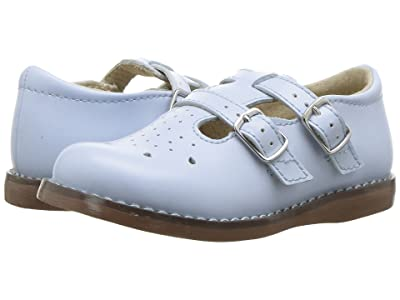 FootMates Danielle 3 (Infant/Toddler/Little Kid) (Light Blue) Girls Shoes