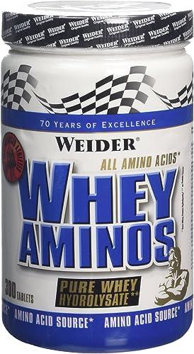 WEIDER Whey Amino 300 Comprimés