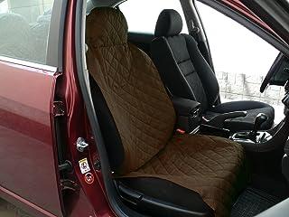 Auto Sitzbezüge Schonbezug Sitzbezug Cover-Up BRAUN 170x60 Autoschutzdecke Hundedecke