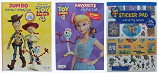 3ct Assorted Pack of Coloring Books & Activity Book