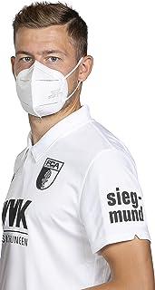 Siegmund 20 stuks adembeschermingsmaskers volgens FFP2-norm mondbescherming