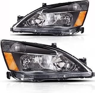 Best honda accord euro headlight replacement Reviews