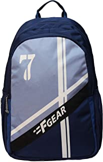 F Gear Shigo Navy Lavender 24 Ltrs Backpack (3663), one size