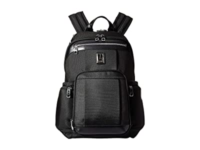 Travelpro Platinum(r) Elite Business Backpack (Shadow Black) Backpack Bags