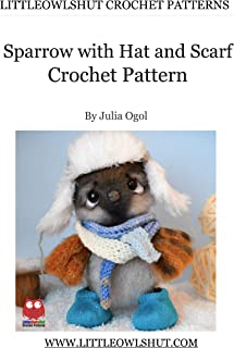 crochet sparrow pattern