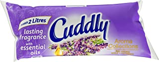 Cuddly Aroma Collections Fabric Softener Conditioner Sachet Relaxing Wild Lavender Made in Australia, 300mL (1223970)