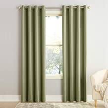 Best sage green window curtains Reviews