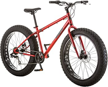 Mongoose Hitch Fat Tire Bike