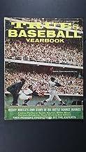 1965 TRUES BASEBALL YEARBOOK MLB ELSTON HOWARD, MICKEY MANTLE YANKEES