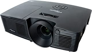 Optoma W312 Full 3D WXGA 3200 Lumen DLP Data Projector with Full Digital and Analog Connectivity and 20,000:1 Contrast Ratio