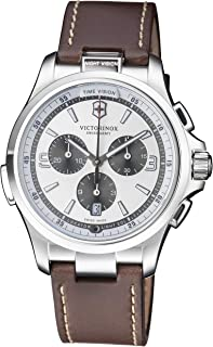 Men's Night Vision Analog Display Swiss Quartz Watch