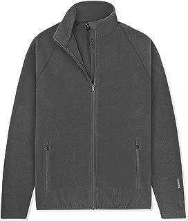 Musto Mens Crew Warm Fleece Coat Jacket Charcoal - Breathable